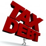 Crushing Debt and Taxes
